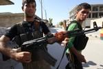 Người Kurd ở Syria tố quân đội nổi dậy sử dụng vũ khí hóa học