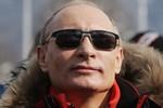 Putin qua mặt Obama trở thành Nhân vật quyền lực nhất năm