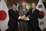 Bộ Quốc phòng Hàn Quốc bác tin hợp tác tình báo về Triều Tiên với Nhật