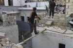 Phe Assad lật ngược thế cờ, liên tục thắng lợi trên các mặt trận