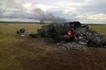 Venezuela bắn rơi máy bay Mexico