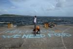 Bão mới đe dọa tàn phá 30 huyện ở Philippines nơi Haiyan vừa càn quét