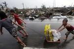 Philippines: 8 người thiệt mạng trong cuộc cướp gạo