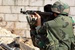 Phe Assad tấn công thành phố Raqqa, giết chết 24 phiến quân