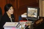 """Thủ tướng Thái Lan """"thoát"""" bỏ phiếu bất tín nhiệm"""