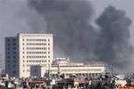 Đại sứ quán Nga ở Syria trúng đạn cối, Moscow lên tiếng
