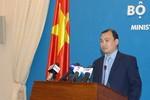 """""""Việt Nam quan ngại sâu sắc những diễn biến ở Hoa Đông"""""""