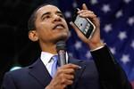 Tổng thống Obama: Chỉ 10 người có e-mail cá nhân của ông