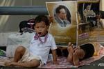 Sau sinh nhật Nhà Vua, Thái Lan tiếp tục có biểu tình chống chính phủ