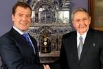 Nga xóa nợ 29 tỉ USD cho Cuba, nhóm chủ nợ bất mãn