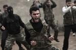 Mỹ, Anh ngừng viện trợ thiết bị không chết người cho phe nổi dậy Syria