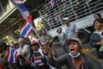 Phe biểu tình Thái Lan lên kế hoạch ép Thủ tướng từ chức vào cuối tuần