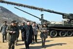 Triều Tiên có thể bất ngờ tập kích pháo binh vào Hàn Quốc