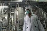 Nghị sĩ Iran đòi thông qua luật làm giàu uranium 60%