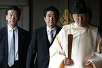 """""""Thủ tướng Nhật đánh giá sai phản ứng của Mỹ về vụ thăm đền Yasukuni"""""""