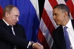 Putin: Năm 2013 đánh dấu sự đột phá trong quan hệ Nga-Mỹ