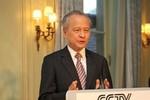 Đại sứ Trung Quốc tại Mỹ lại kích quốc tế phản đối Shinzo Abe