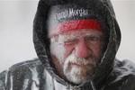 Mỹ đón đợt không khí lạnh kỷ lục đe dọa đóng băng mọi thứ