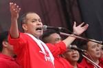 """Phe """"áo đỏ"""" cảnh báo nổi dậy nếu quân đội Thái Lan đảo chính"""