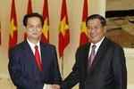 Thủ tướng Nguyễn Tấn Dũng thăm Campuchia từ ngày 12-14/1