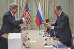 Nga - Mỹ kêu gọi lệnh ngừng bắn cục bộ tại Syria