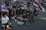 Phe đối lập Thái Lan bao vây văn phòng Tổng công tố viên
