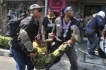 Chính phủ Thái Lan đang mất kiên nhẫn với người biểu tình