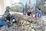 Có thể có nhóm vũ trang đứng sau biểu tình tấn công gây rối ở Thái Lan