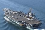 Mỹ điều tàu sân bay hạt nhân hiện đại tới Thái Bình Dương