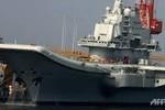 Trung Quốc thừa nhận đã bắt đầu tự đóng tàu sân bay đầu tiên