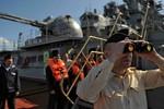 Hải quân Nga-Trung lên kế hoạch tập trận chung ở Địa Trung Hải