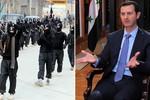 """""""Chính Assad tài trợ cho phiến quân liên kết với al-Qaeda ở Syria"""""""
