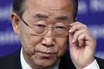 Iran từ chối lời mời của LHQ tham dự hội nghị Geneva II