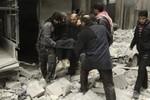 Tình trạng rối loạn trước buổi đàm phán hòa bình Syria