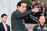 Tư lệnh quân đội Thái Lan cảnh báo can thiệp