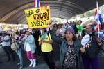 Thái Lan: Cấm tụ tập hơn 5 người nơi công cộng