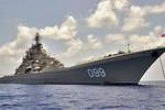 Hải quân Nga, Trung bắt đầu tập trận chung ở Địa Trung Hải
