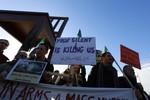 Hai phe xung đột Syria đồng ý để dân di tản khỏi thành Homs bị vây hãm
