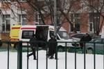 Nga: Học sinh nổ súng, 1 giáo viên và 1 cảnh sát thiệt mạng