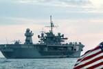 Soái hạm Mount Whitney đến Biển Đen hỗ trợ Thế vận hội Sochi
