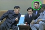 Lộ chân dung vệ sĩ của Kim Jong-un