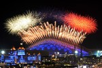 Ảnh, video: Khai mạc Thế vận hội mùa Đông Sochi