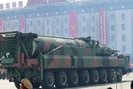 NHK: Triều Tiên đã bí mật thử động cơ cho tên lửa đạn đạo KN-08