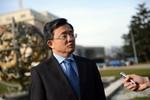 Thứ trưởng Ngoại giao Trung Quốc thăm Triều Tiên 4 ngày