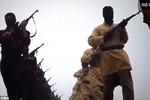 Phiến quân Syria ném đá đến chết 1 cô gái vì dùng Facebook
