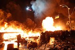 Nga: Bạo loạn tại Ukraina được dàn dựng bởi các chuyên gia kinh nghiệm