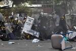 Tòa án Thái Lan cấm chính phủ dùng vũ lực chống người biểu tình