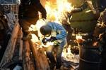 Ảnh: Đụng độ bạo lực tại Kiev ngày 20.2
