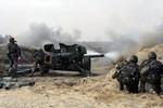 Chính quyền Ukraina ráo riết chuẩn bị cho chiến tranh