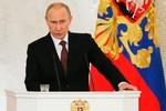 Putin: Phương Tây đạo đức giả khi ủng hộ Kosovo, phản đối Crimea
